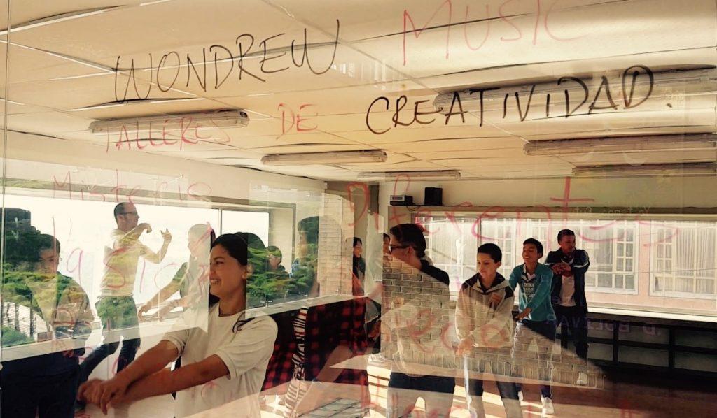 WONDREW › Synergy Between Fundación Proyecto De Vida